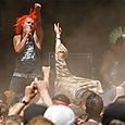 Vans Warped Tour - The Casualties