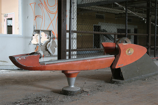 Abandoned Bowling Alley #1