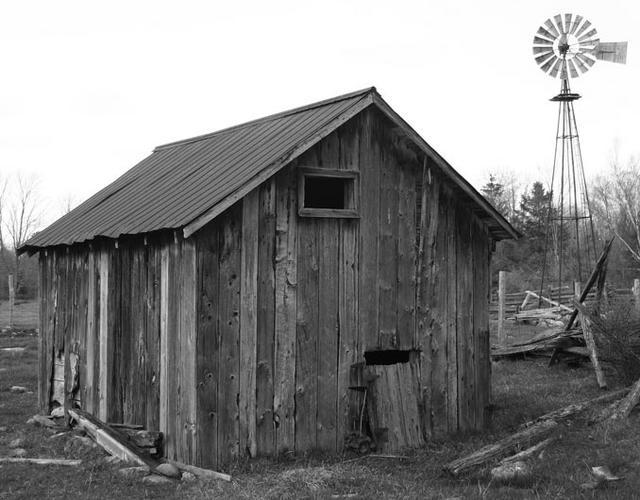 Farm Ruins #2