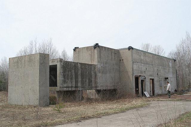 Avro Arrow Test Facility #1