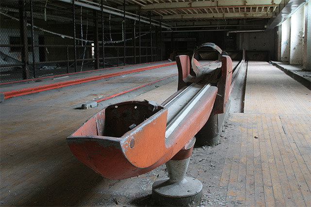 Abandoned Bowling Alley #2