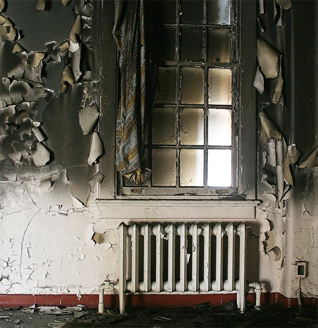Burned Room #2