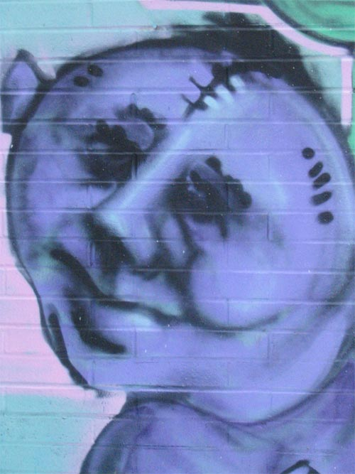 Graffitiface
