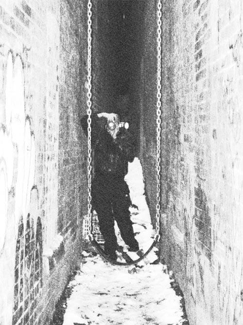 Secret Swing:  CSI (Crime Scene Investigation)