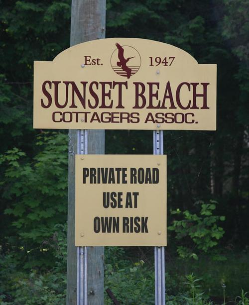 Sunset Beach Cottager's Association