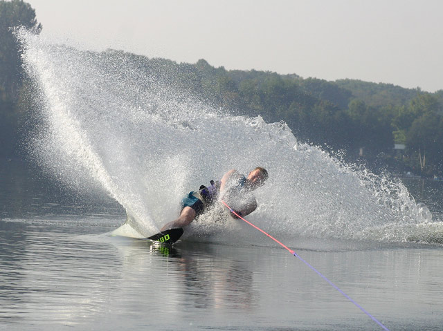 Waterskiing Dave #3