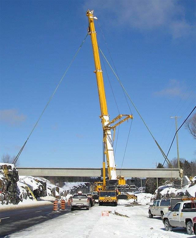 Bridge Construction #1