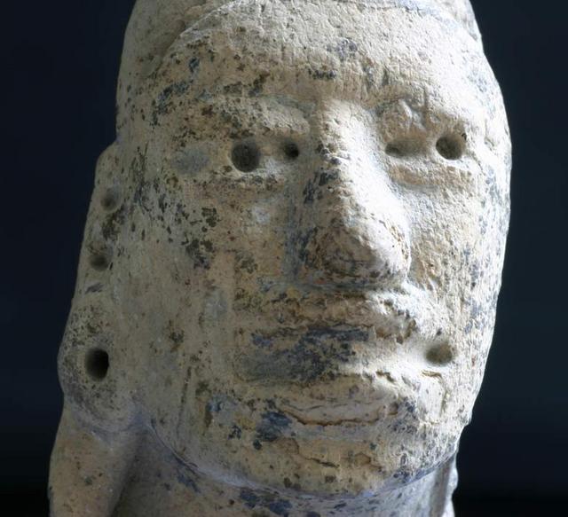 Mayan Figurine #1