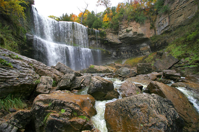 The Waterfalls of Dundas