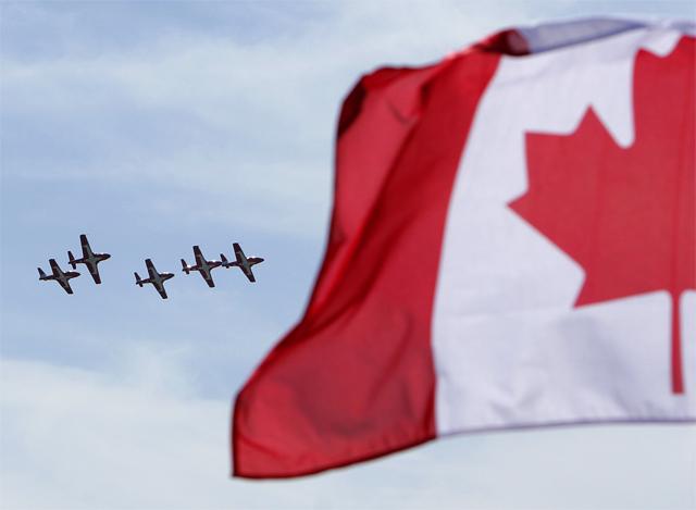 Canada's Snowbirds