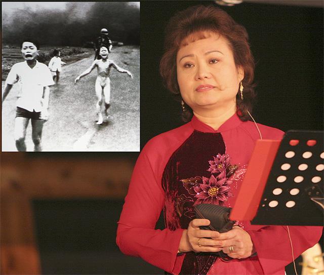 Kim Phuc (Vietnam War)