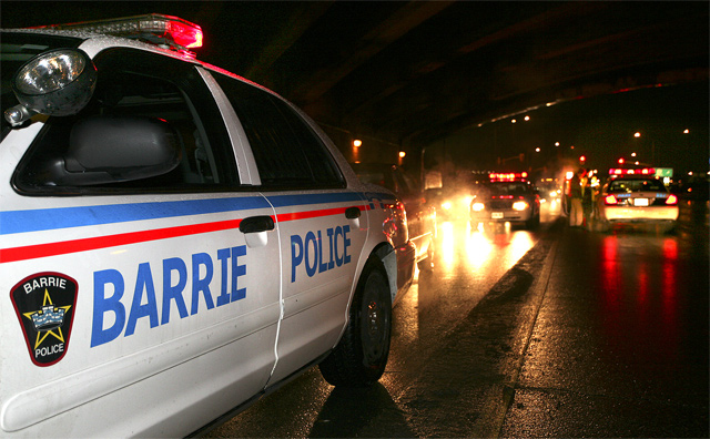 Barrie Police - RIDE Program