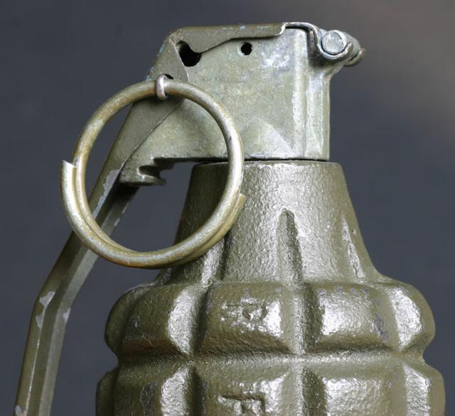 WWII Grenade