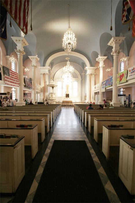 St. Paul's Chapel (World Trade Center site)